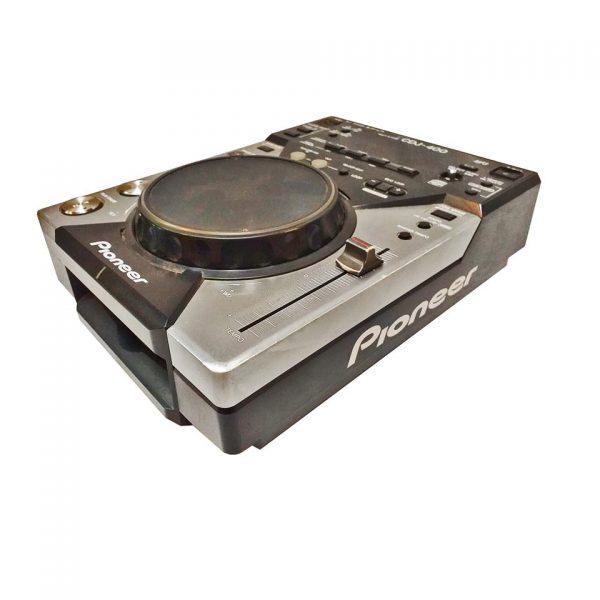 Pioneer CDJ400 DJ CD-Player