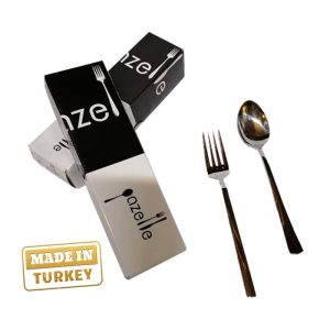 Turkish imported Fork and Spoon set