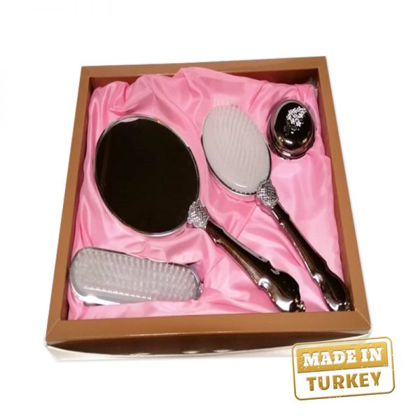Turkish imported Hair Grooming set with Mirror