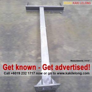 Kedai Kaki Lelong - Get known, Get Advertised