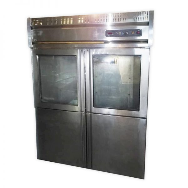 Stainless Steel Restaurant Fridge
