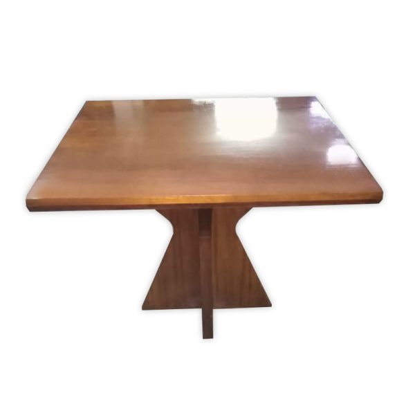 Solid Wooden Restaurant Table