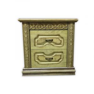 Barok Bedside Table