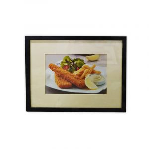 Western Food Picture Frame