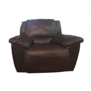 Leather Single Sofa Seater