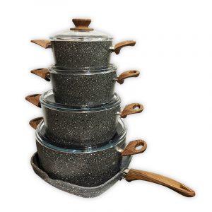 NEW: Ceramic Pan Set