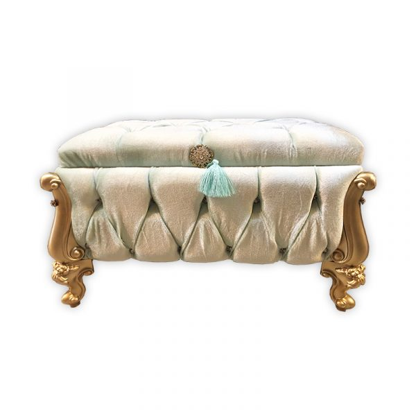 Middle-east Ottoman with Storage