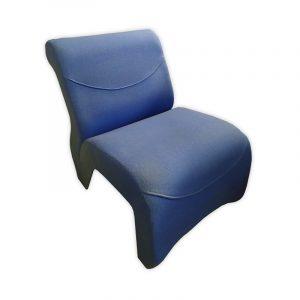 Cushioned Reception Chair
