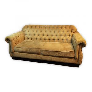 Fabric 2½-seater Couch