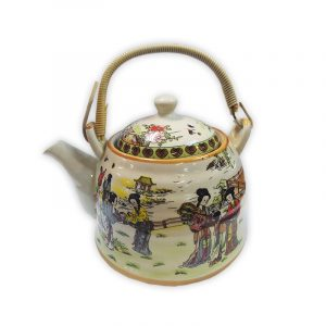 Traditional Ceramic Teapot