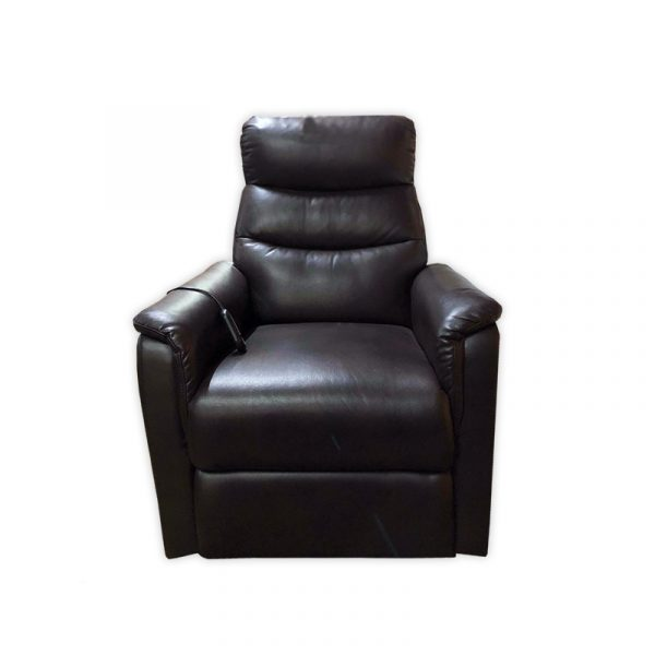Leather Massage Recliner Chair