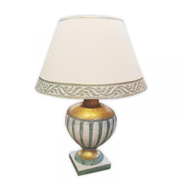 Presidential Suite, Barok Table Lamp