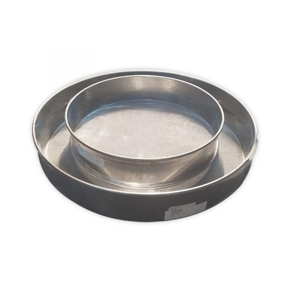 Stainless Steel Flour Sifter (set of 2)