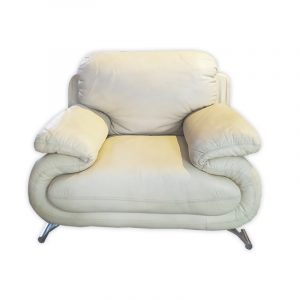 Leather Fauteuil