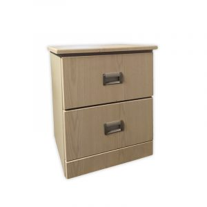 Office Pedestal with 2 Drawers