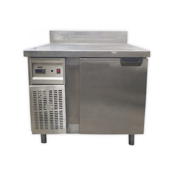 Stainless Steel Work Bench with Chiller