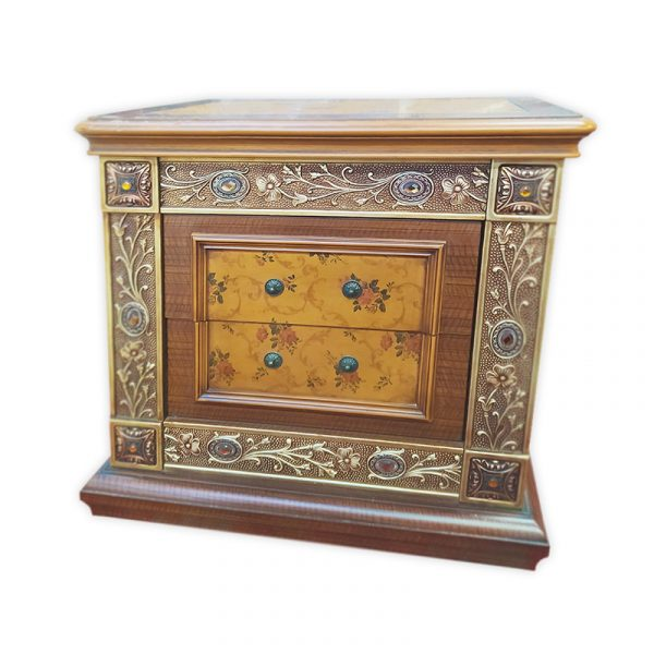 Barok Bedside Table