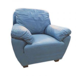 Leather Single Sofa Seat