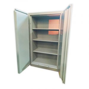 Multi-hazard and Fireproof safety cabinet