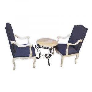 5-Star Royal Suite, Armchairs and Coffee Table