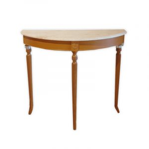 5-Star Royal Suite, Half Moon Console Table