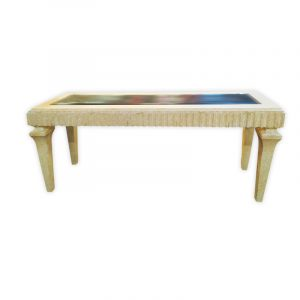 5-Star Royal Suite, Coffee Table with Glass Top