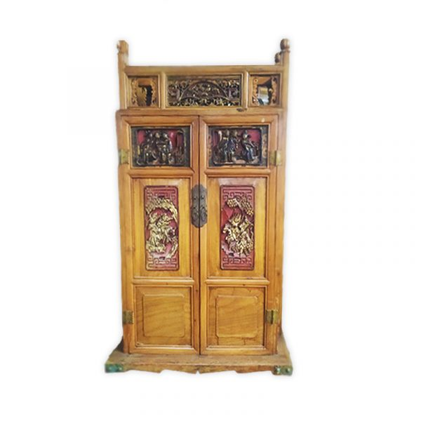 Antique hand-carved Cabinet