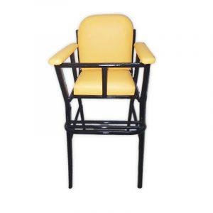 PU Cushioned Baby Chair