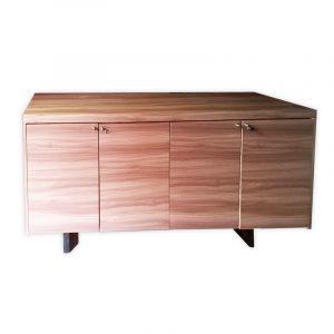Wooden 4-door Office Cabinet