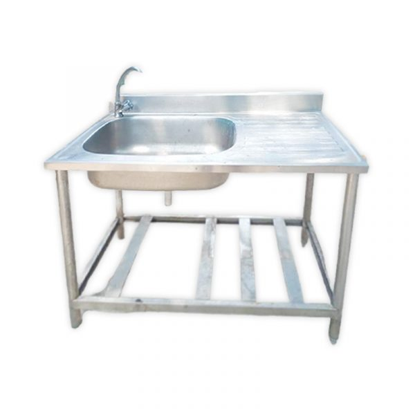 Stainless Steel Standing Sink